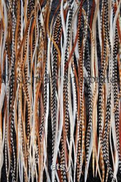 100 Extensions premium de plumes de cheveux colorants Choisissez VOS PROPRES COULEURS Arc-en-ciel, Lavande, Turquoise, Violet Sarcelle, Blue Ombre Fade Any Color Combo