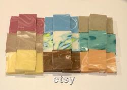 100 mini savons en vrac bébé nuptiale douche fête mariage faveurs déballé diy vente en gros barres taille invité Nancy s Garden Soap NJ Variété