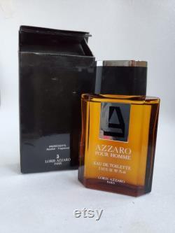 Azzaro Pour Homme Azzaro for Men 75 ml. EDT Vintage