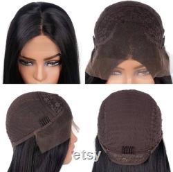 Black Straight LaceFrontWig GorgeousHair Straight Silky Straight Natural Wigs for Women Beautiful Gorgeous Wig Yaki