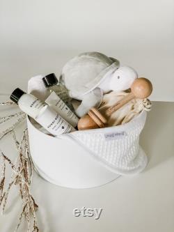 Coffret cadeau pour bébés, douche de bébé, nouveau-né, tortue de mer de jouet, gâteau de couche, panier de cadeau de bébé, boîte de cadeau de couche, ensemble d ensemble d ensemble de chéri
