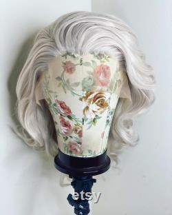 Drag Queen Perruque, Drag Perruque, Drag Performer Perruque, En dentelle Perruque, Drag Perruque. Perruque cosplay, Cheveux de drague, Perruque avant en dentelle, Drag Queen, Perruque de luxe