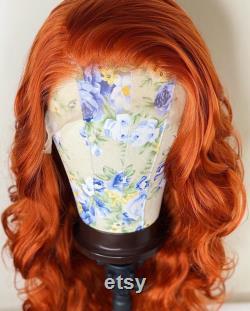 Drag Queen Wig, Drag Wig, Drag Performer Wig, Lacefront Wig, Drag Wig. Perruque Cosplay, Cheveux de traînée, Perruque avant de dentelle, Drag Queen, Perruques de luxe