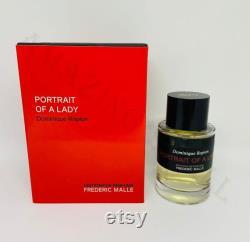 Frederic Malle Portrait d une dame eau de parfum pour cadeau nouvelle parfumerie parfum pour son un merveilleux cadeau Nouvelle boîte scellée