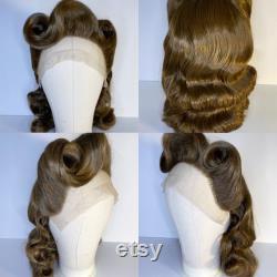 Ivy Pinup Perruque (Couleurs diverses)