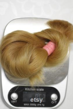 LUX Natural Ukrainian Slave Hair Extension Light Blond 51cm 20 and 86gr 3,03oz