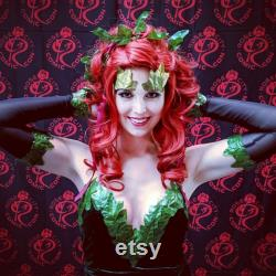 Longue perruque bouclée rouge. Perruque rouge cosplay. Fête de Noël rouge longue perruque pour femmes. Prêt à expédier