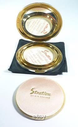 Miroir compact Stratton rare inutilisé