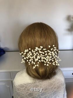 Peigne de cheveux de mariée Astrid Swarovski Crystal