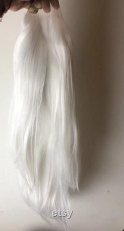 Perruque Blanche-Neige Straight LaceFront NWT