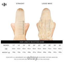 Perruques caramel brun cheveux humains perruques pour les femmes, perruque avant en dentelle (T-Part)