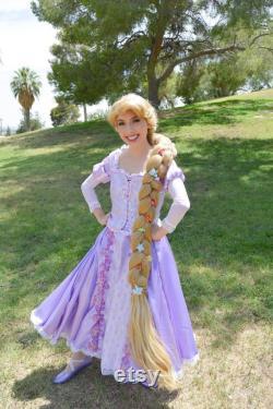 Raiponce, Princesse de Corona a inspiré la perruque