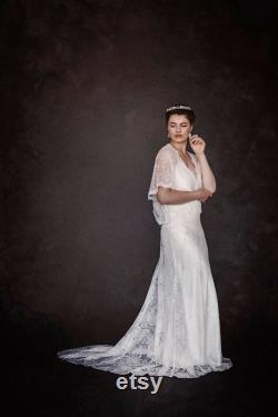 Silver Crystal Crown, diadème de mariée, diadème en cristal, couronne de mariée, couronne de mariée argentée, Edwardian Couronne, Couronne d or perle Amsterdam GD180108