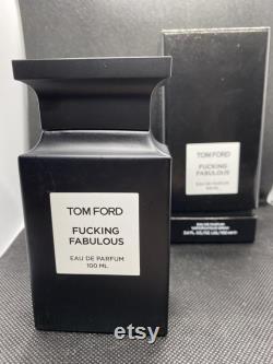 Tom Ford F CKING FABULOUS Eau de Parfum 100ml Nouveau dans la boîte.