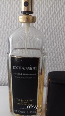parfum jacques Fath vintage